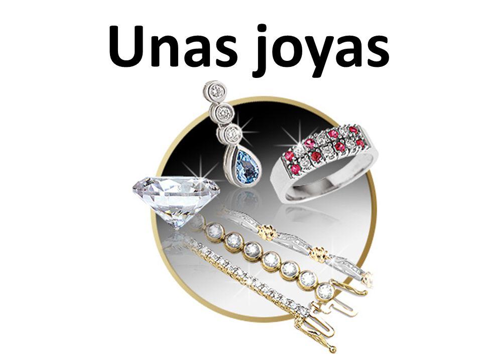 Unas joyas