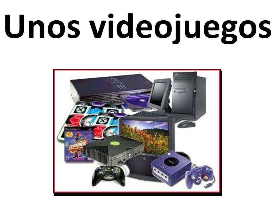 Unos videojuegos