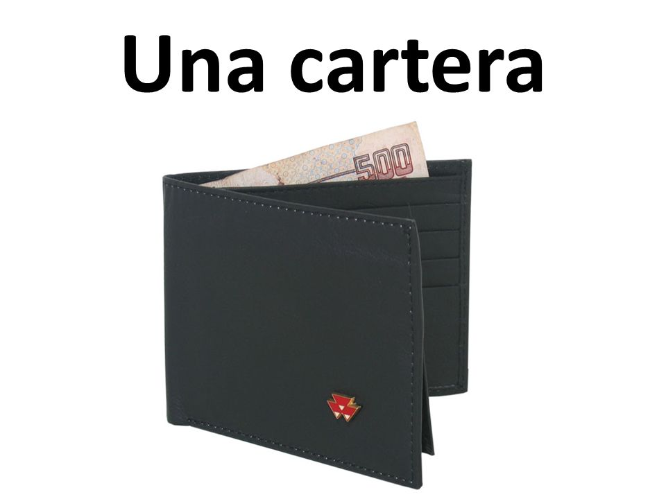 Una cartera