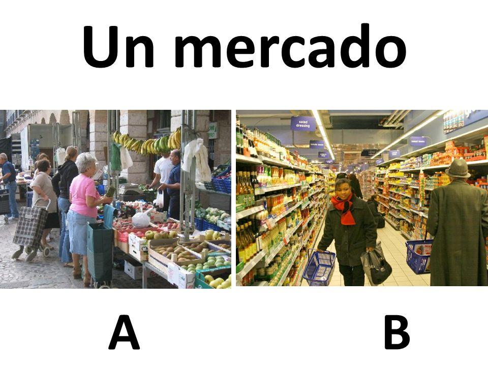 Un mercado AB