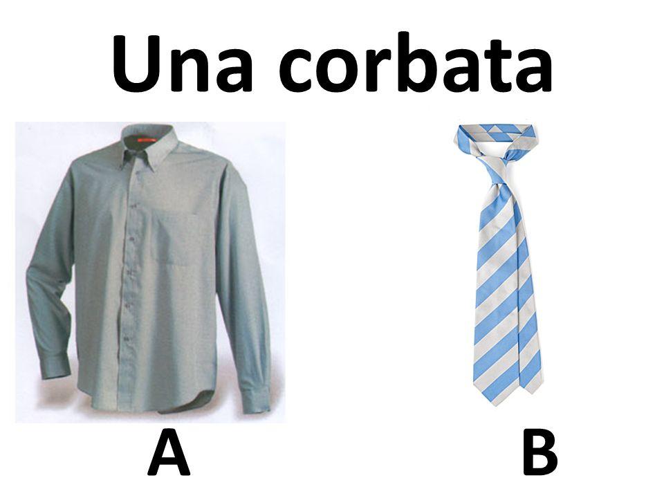 AB Una corbata