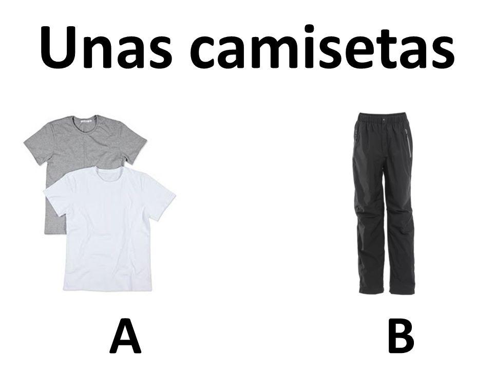 AB Unas camisetas