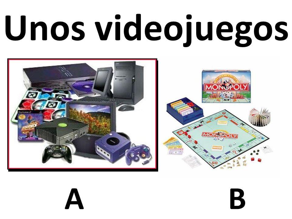 AB Unos videojuegos