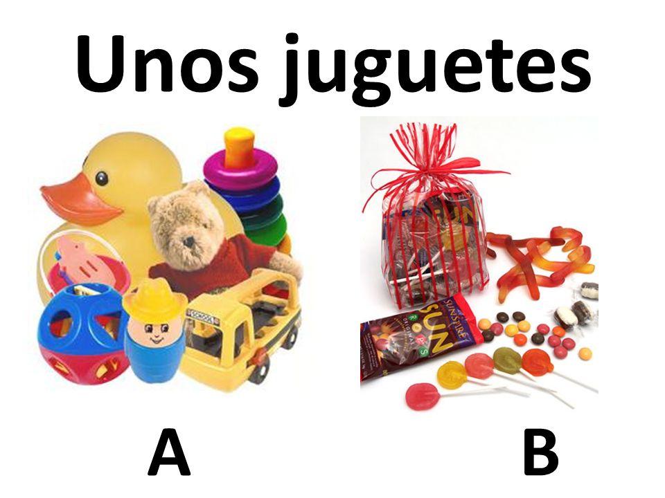AB Unos juguetes