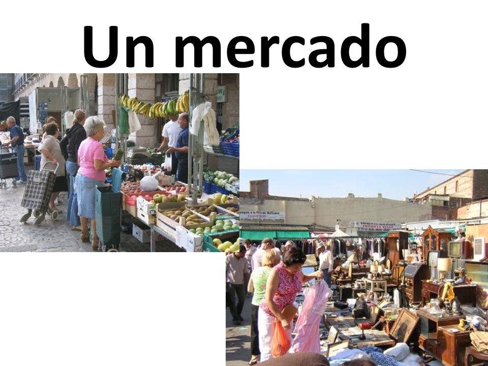 Un mercado