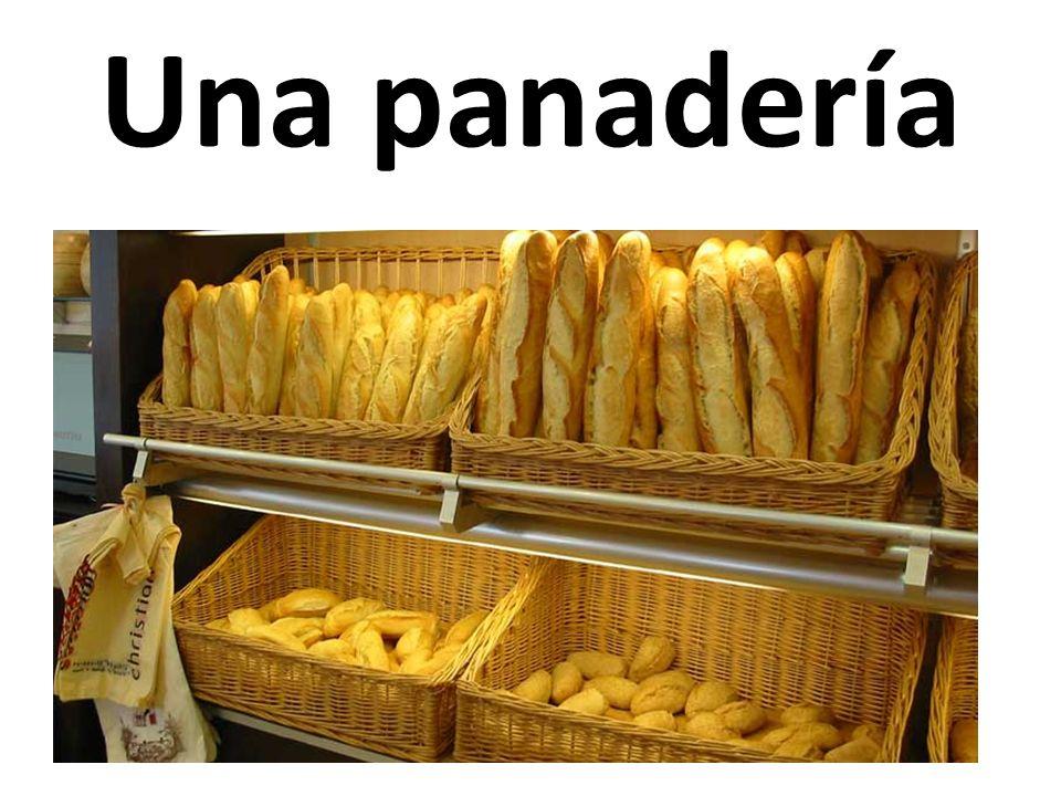 Una panadería