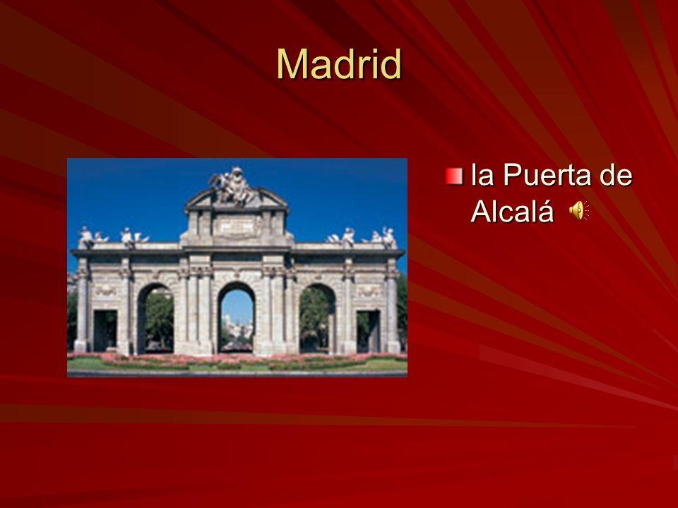 Madrid la Plaza Mayor