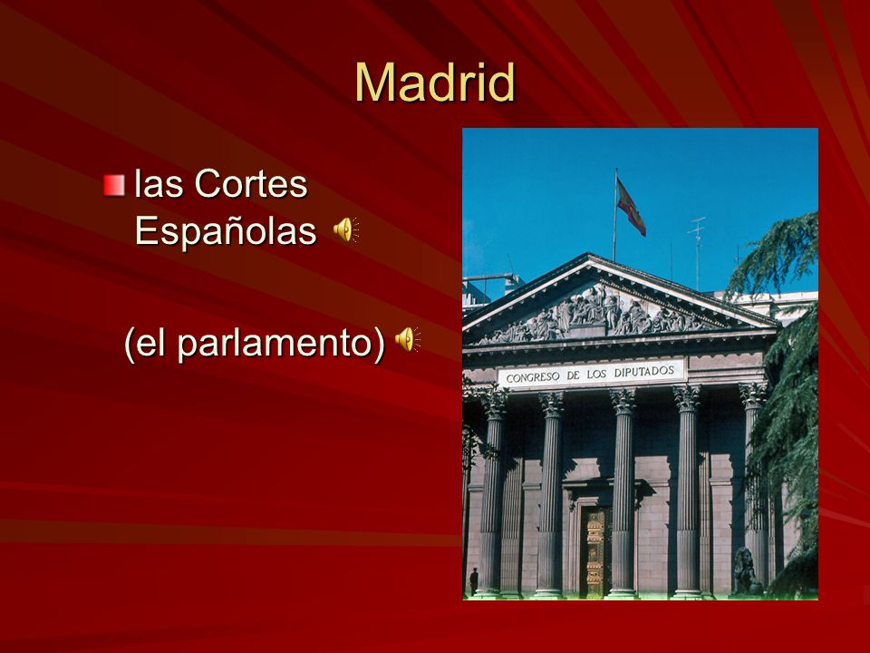 Madrid la Puerta de Alcalá