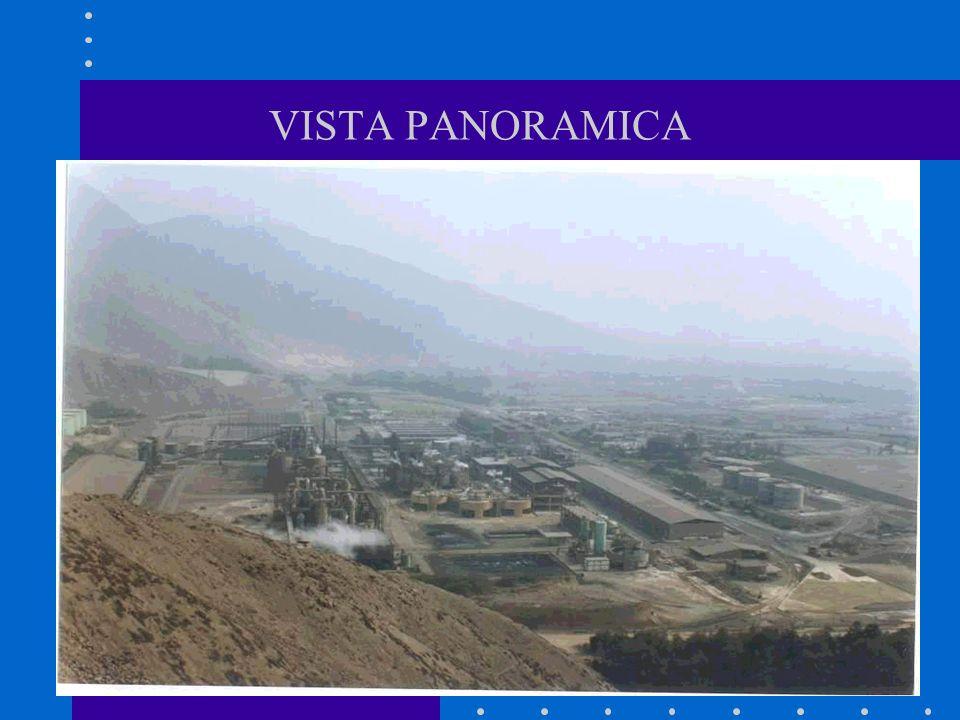 - PLANTA DE FUSION Y MOLDEO OTRAS ZONAS DE ALTA PRODUCCION DE PARTICULAS FINAS SON: EL AREA DE ALMACENAMIENTO Y MANIPULEO DE CONCENTRADOS,, ZONA DE ALMACENAMIENTO Y DESPACHO DE CONCENTRADO Pb/Ag, AREA DE TRANSPORTE DE CALCINA DESDE LA PLANTA DE TOSTACIONA A LA PLANTA DE LIXIVIACION- EL MATERIAL PARTICULADO SE DIVIDE EN DOS CLASES PRINCIPALES: PARTICULAS SEDIMENTABLES, QUE SON MAYORES DE 10 u Y SE MONITOREAN EN LA RED DE ESTACIONNES ESTATICAS CON UNA FRECUENCIA MENSUAL; y LAS PARTICULAS EN SUSPENSION, LAS QUE SON MENORES DE 10u, Y SE MONITOREAN AL INTERIOR DE LA PLANTA EN AMBIENTES DE TRABAJO CON EQUIPOS DE MUESTREO DE ALTO VOLUMEN (HI-VOL), COMO PTS, Y CON EQUIPO PM10 SEGÚN PROGRAMA DE MUESTREO