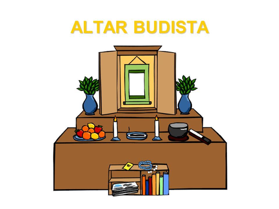 MATERIAL DE ESTUDIO Hay tres pilares fundamentales en el Budismo, que son Fe, Práctica y Estudio.