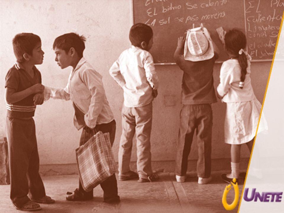 Compromiso y tecnología para una mejor educación ¿Cuáles son los tres pilares de UNETE.
