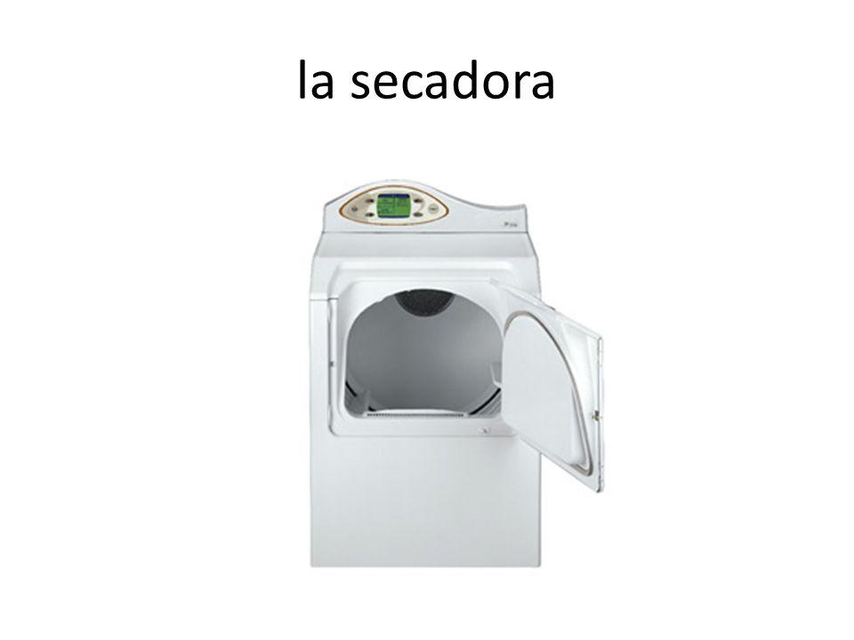 la secadora