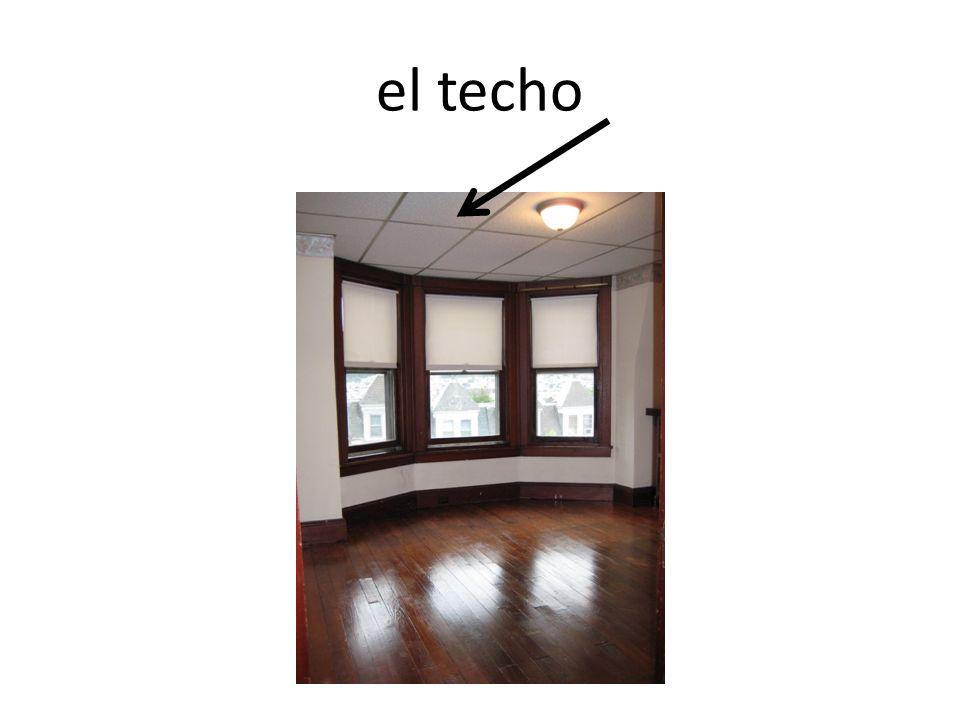 el techo