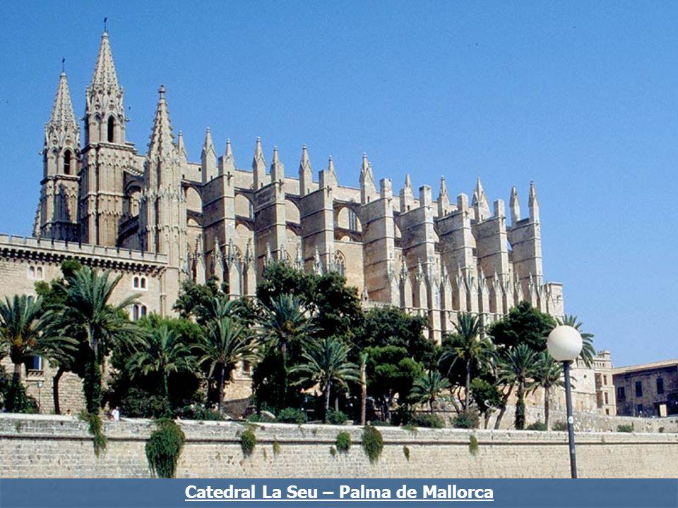 Catedral La Seu – Palma de Mallorca