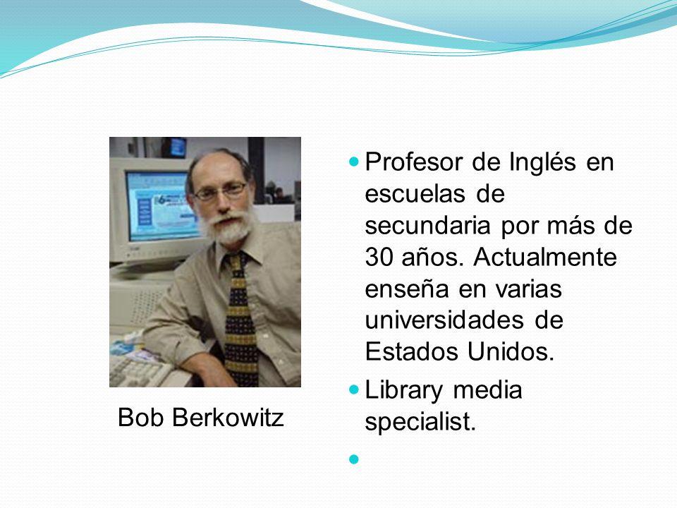 Profesor de Inglés en escuelas de secundaria por más de 30 años. Actualmente enseña en varias universidades de Estados Unidos. Library media specialis