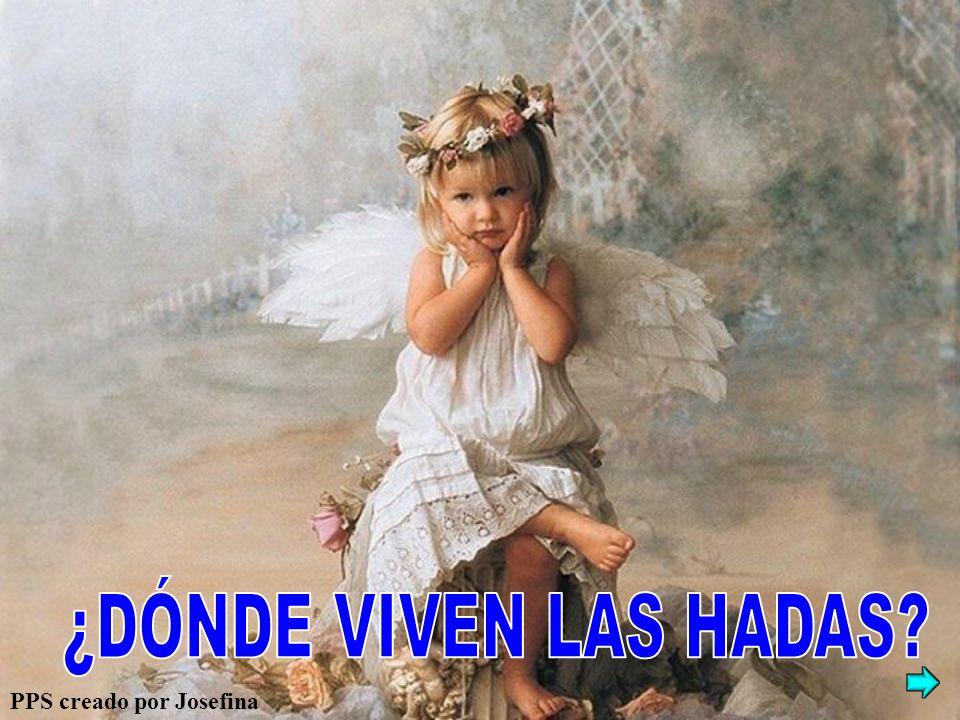 A todos y para todos... ¡ SEGUID VIVIENDO LA FANTASÍA ! PPS creado por Josefina