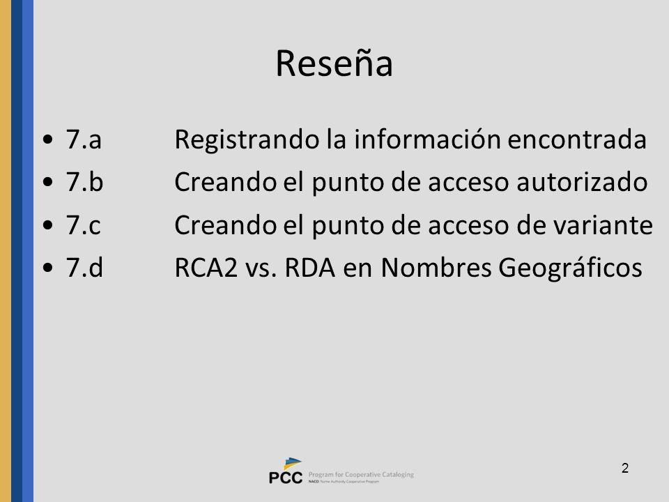 2 Reseña 7.aRegistrando la información encontrada 7.bCreando el punto de acceso autorizado 7.c Creando el punto de acceso de variante 7.d RCA2 vs.