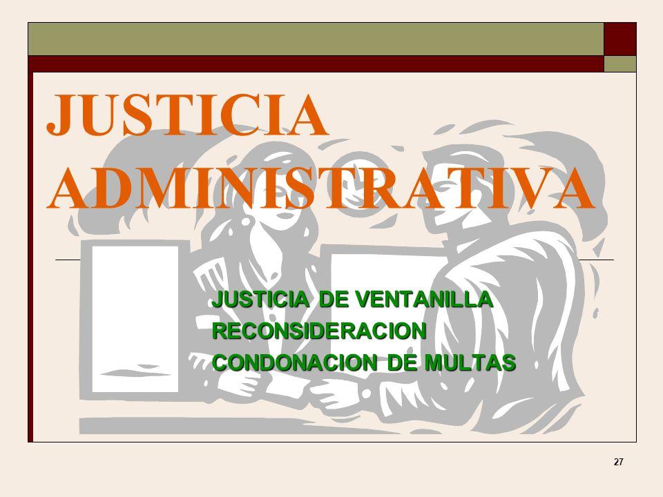 26 INCONFORMIDADES ADMINISTRATIVAS.- CONTRA LOS HECHOS OBSERVADOS EN LA ULTIMA ACTA PARCIAL DE AUDITORIA. Cuando la autoridad se encuentre practicando