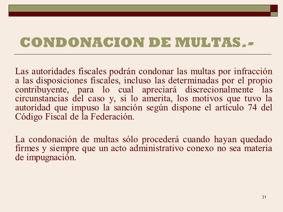 30 Como sabemos, el fenómenos del acto consentido en materia fiscal trae consigo consecuencias jurídicas enormes para el patrimonio del particular, to