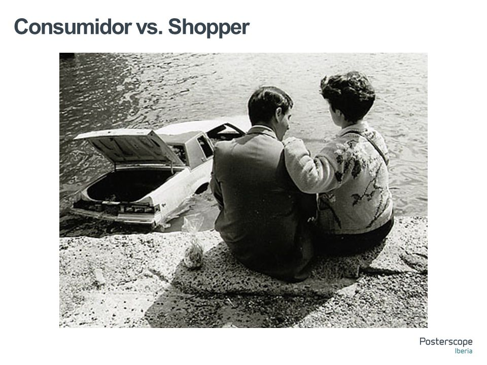 Consumidor vs. Shopper
