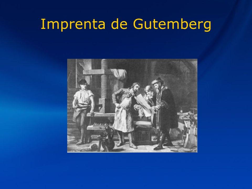 Imprenta de Gutemberg