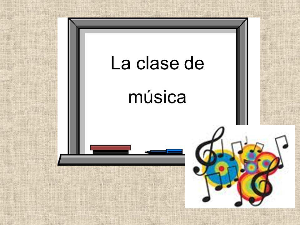 La clase de música La clase de música