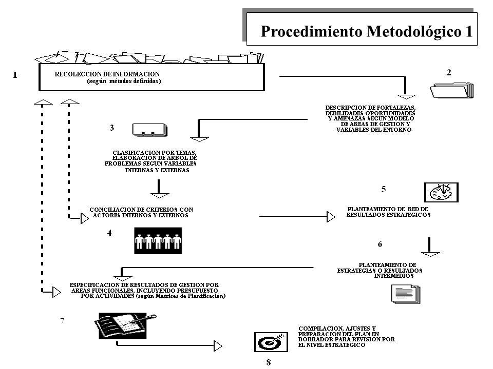 Procedimiento Metodológico 1