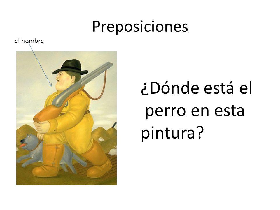 Comparisons Las pinturas de Goya son más oscuras que las pinturas de Rivera.