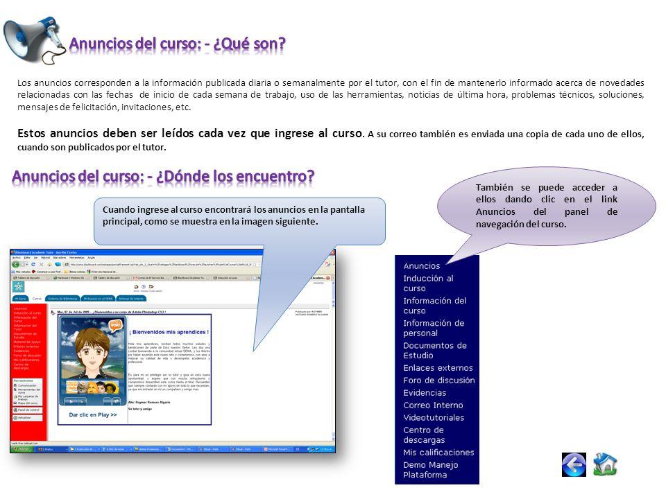 Para acceder a los foros debe dar clic en el link que tiene el nombre del foro al cual desea ingresar para participar … Los foros de discusión son la principal forma de interacción dentro de los cursos virtuales.