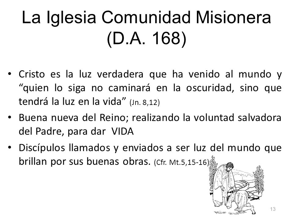 La Iglesia Comunidad Misionera (D.A.