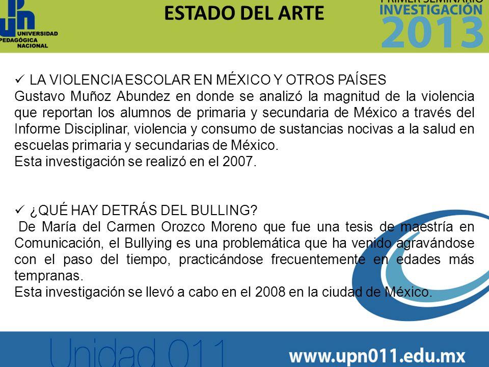 Fue realizada por Greta Papadimitriou y otros investigadores participantes, para la Universidad Autónoma de Aguascalientes y en el 2009 en donde se realizó un Diagnóstico sobre la realidad social, económica y cultural de los entornos locales para el diseño de intervenciones en materia de prevención y erradicación de la violencia en la región Centro.