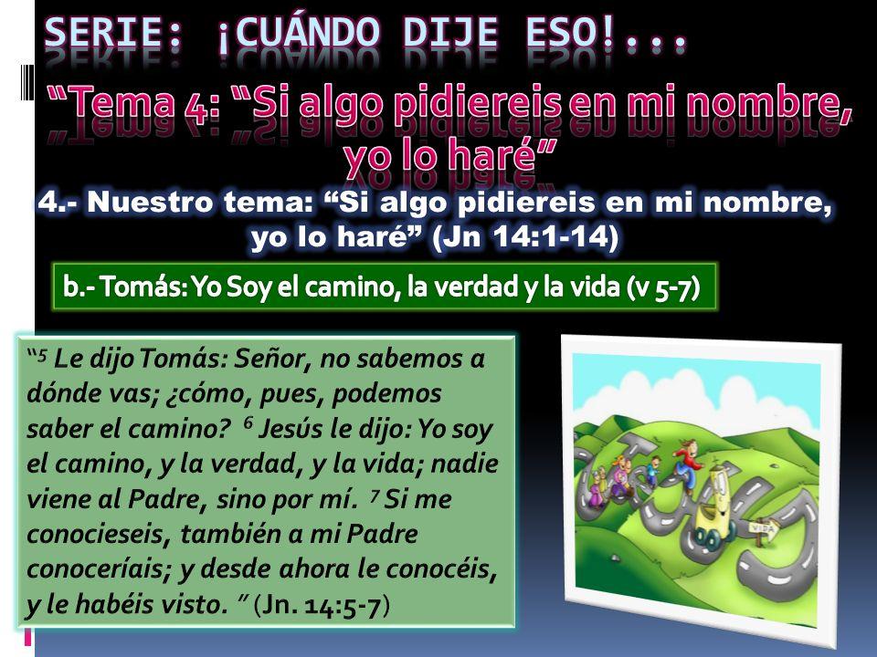 8 Felipe le dijo: Señor, muéstranos el Padre, y nos basta.