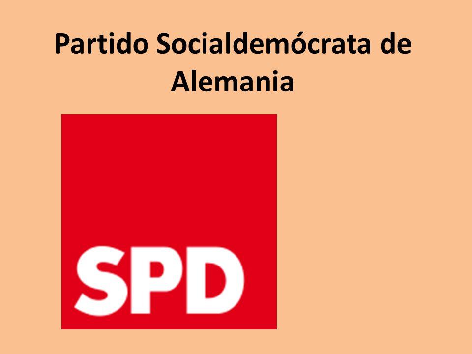 Partido Socialdemócrata de Alemania
