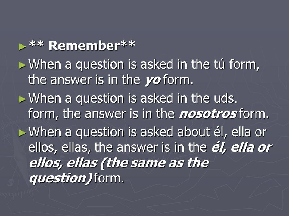 Preguntas revueltas unscramble the words to make questions 1.