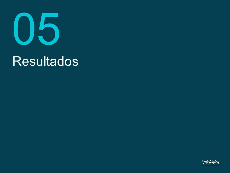 24 Dirección e-Health Telefónica España 04 Puntos Críticos Antes DuranteDespués Medición Evaluación Seguimiento Mejora continua