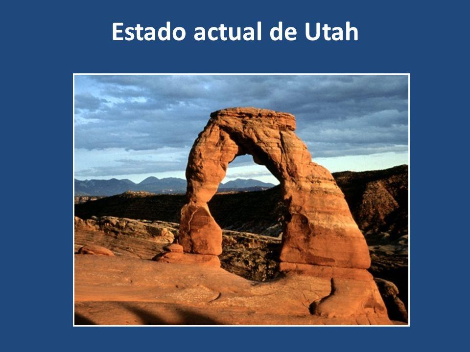 Estado actual de Utah