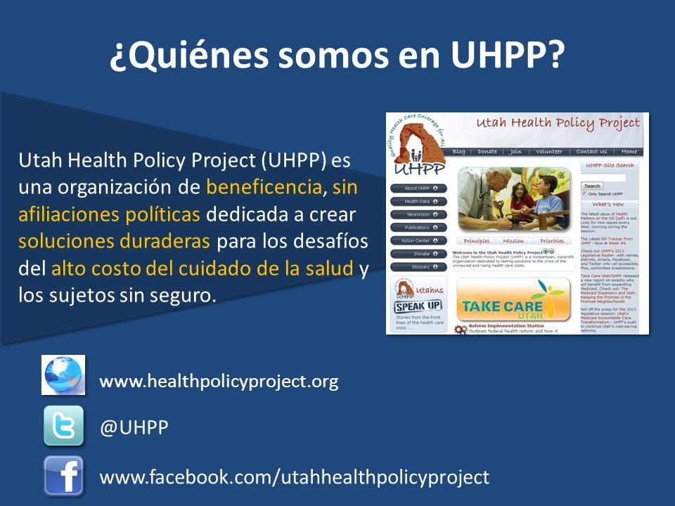 ¿Quiénes somos en UHPP.