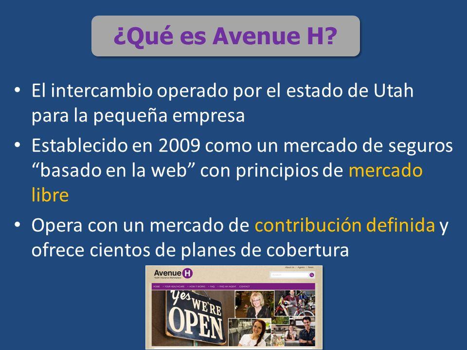 ¿Qué es Avenue H.