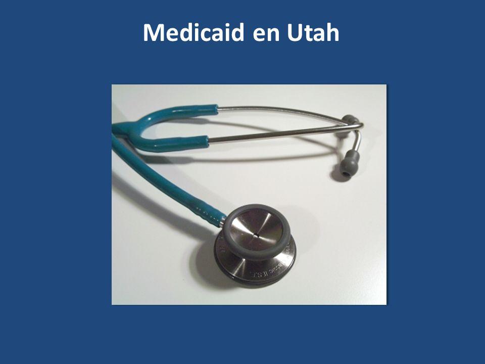 Medicaid en Utah