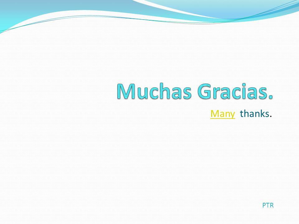 ManyMany thanks. PTR