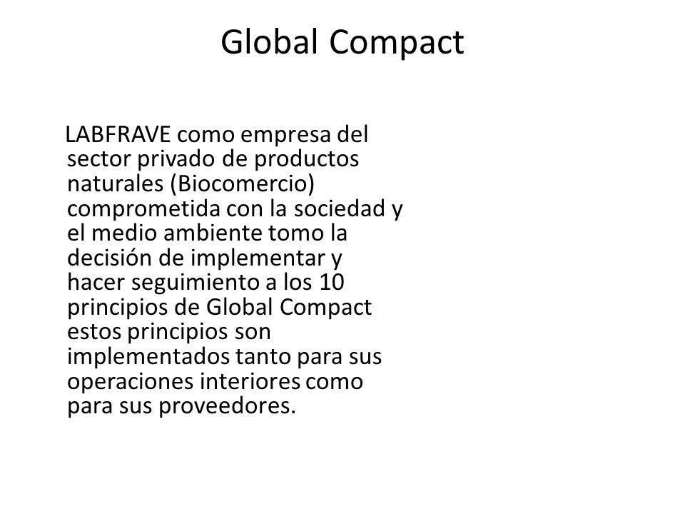 Los Diez Principios del Pacto Mundial Están basados en Declaraciones y Convenciones Universales aplicadas en cuatro áreas: Derechos Humanos, Medio Ambiente, Estándares Laborales y Anticorrupción.