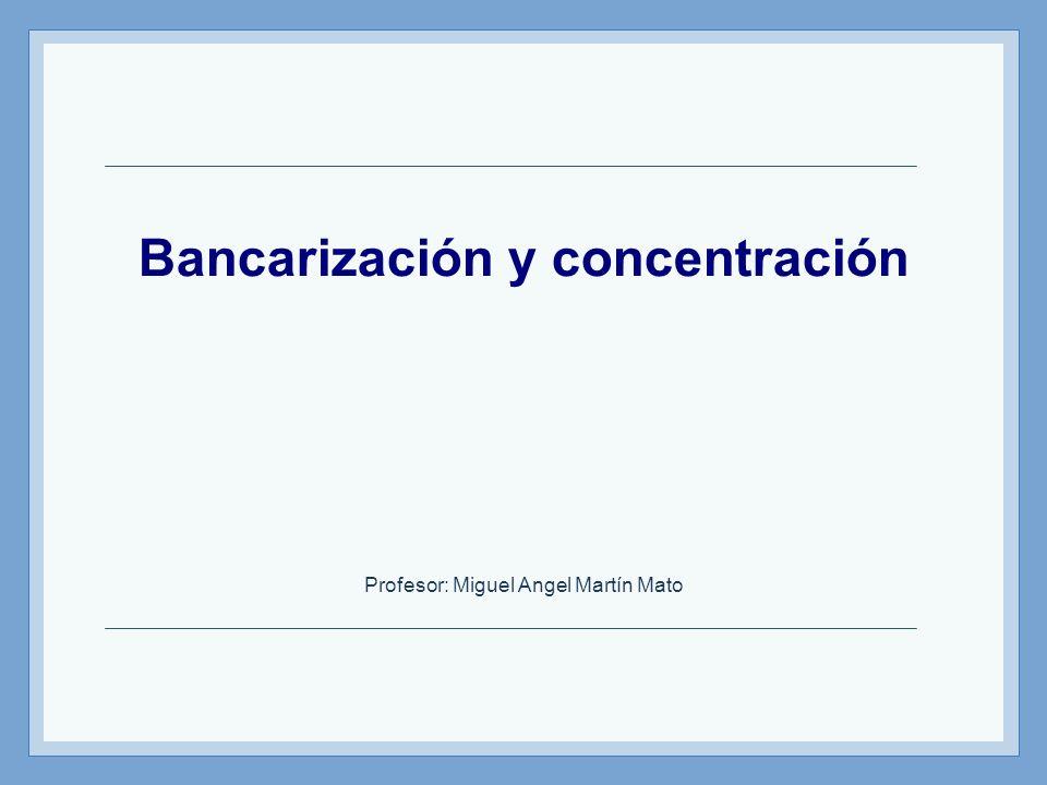 Profesor: Miguel Angel Martín El Perú es el país menos bancarizado de Sudamérica
