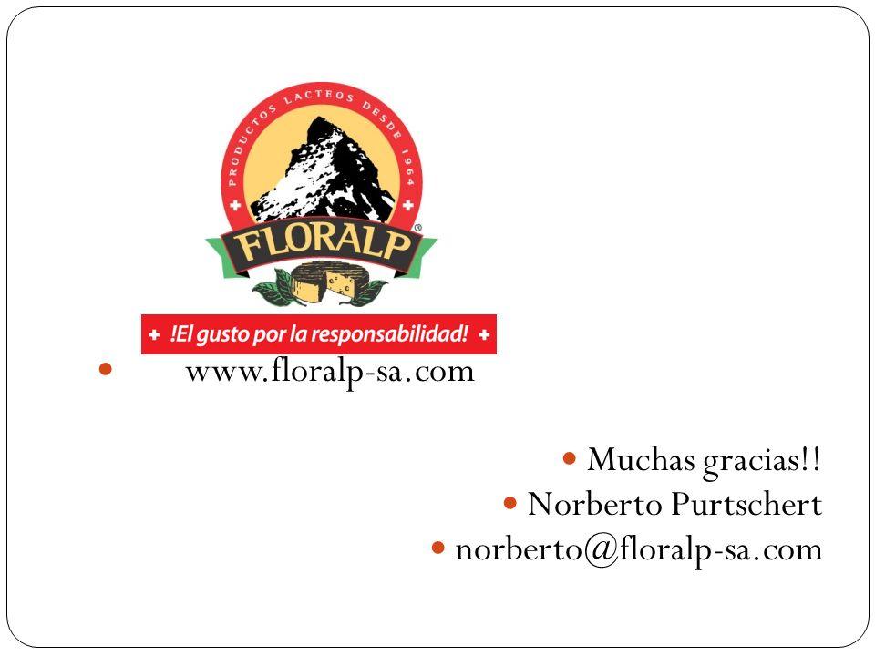www.floralp-sa.com Muchas gracias!! Norberto Purtschert norberto@floralp-sa.com