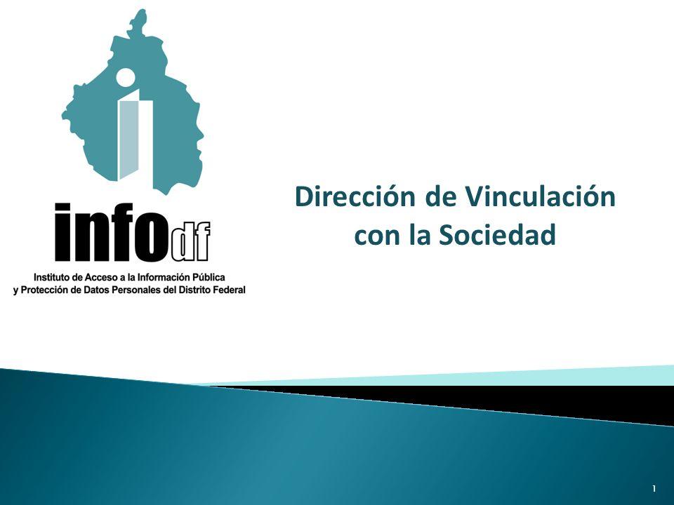 Dirección de Vinculación con la Sociedad 1