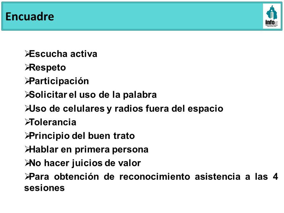 25 Interés común de los presentes Transparentar el ejercicio público.