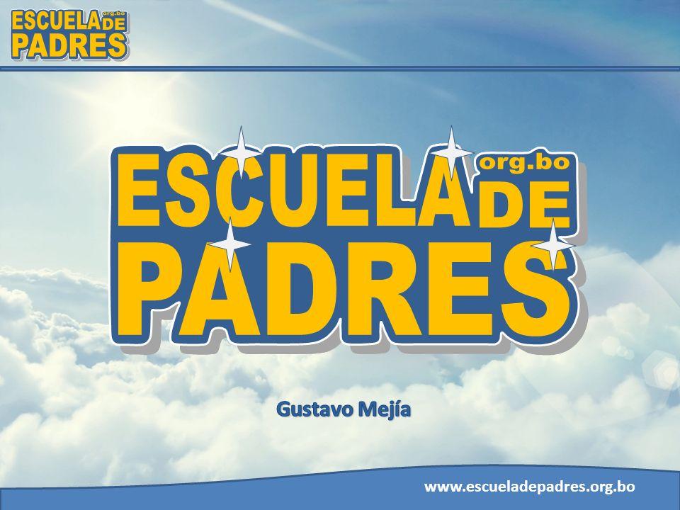 www.escueladepadres.org.bo -Aprender a resolver los problemas por la vía del diálogo.