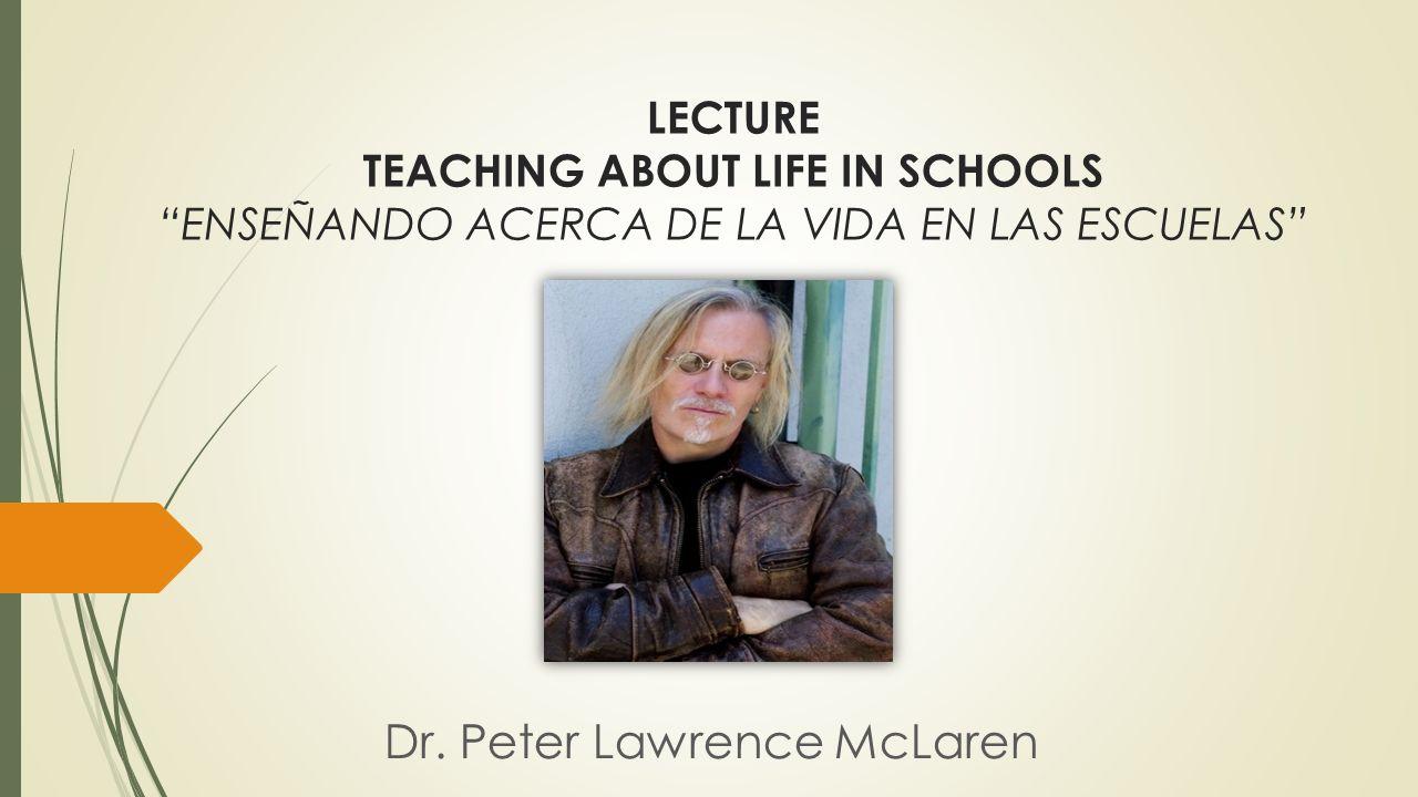 LA PRIMACÍA DE LA EXPERIENCIA ESTUDIANTIL La pedagogía que propongo toma los problemas y necesidades de los estudiantes como el punto de partida.