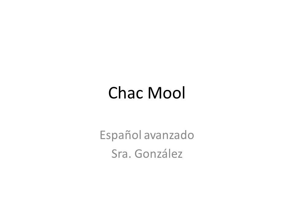 ¿Qué es el Chac Mool.