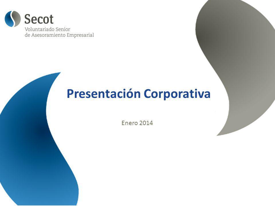 Presentación Corporativa Enero 2014