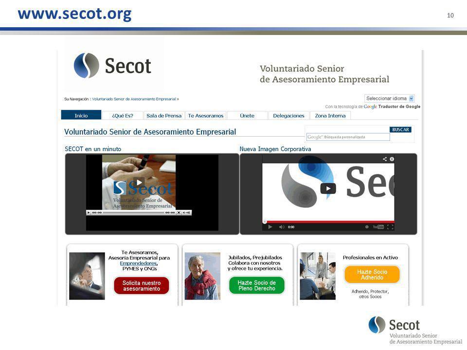 www.secot.org 10